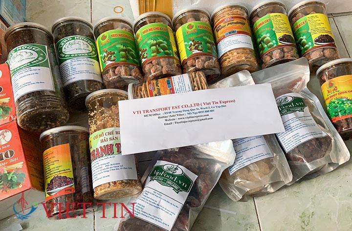 Chuyển hàng từ Việt Nam qua Mỹ